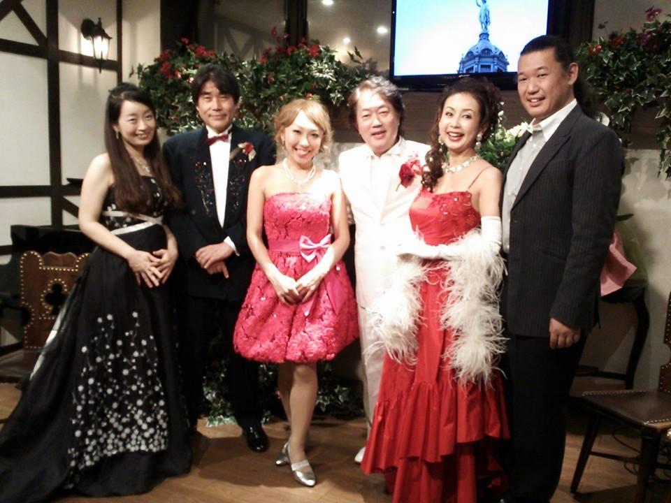 アリテリーべ クリスマス 演奏会