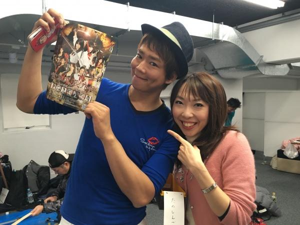 本日の 「ムジカ・チェレステと遊ぼう」は宮本武蔵外伝の稽古場突撃レポート!!