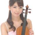 蓮見 佳奈(ヴァイオリン)